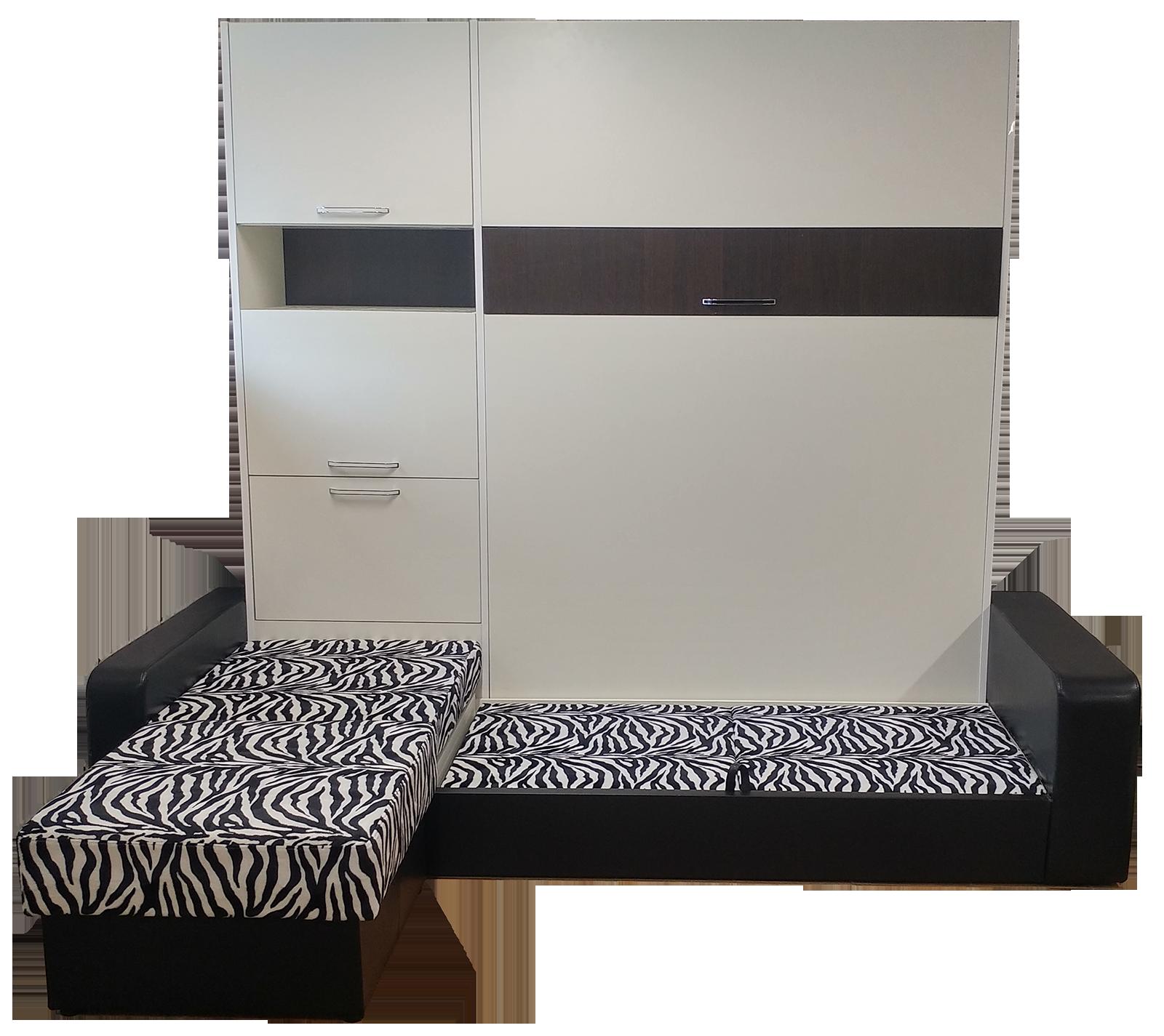 кровать шкаф с диваном в перми откидная кровать встроенная в шкаф
